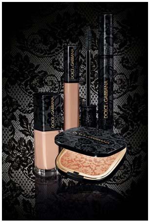 2012 Dolce & Gabbana Lace