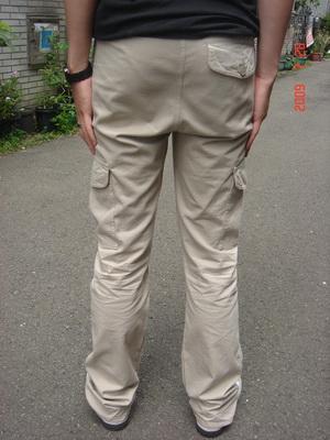 agnes b. 休閒長褲