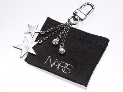 NARS STAR星星吊飾