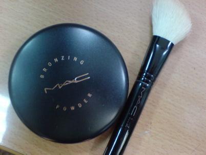 MAC BRONZING & SE168