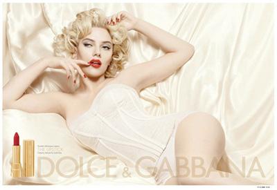Scarlett Johansson for DG