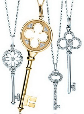 Tiffany Keys Collection