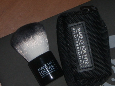 MAKE UP FOR EVER/MUF  HD專用蜜粉刷