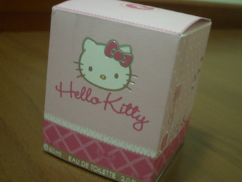 HELLEO KITTY BABY 香水