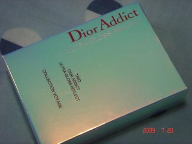 Dior癮誘映光唇彩組