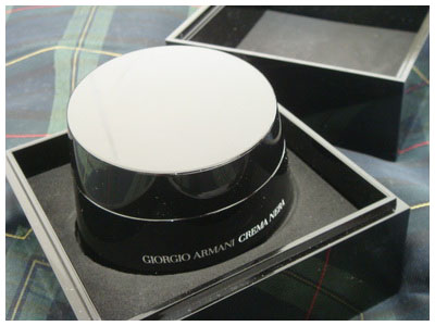 Giorgio Armani黑曜岩活膚能量乳霜奢華版