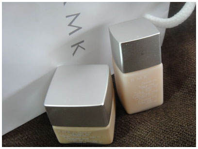 RMK 水凝粉霜