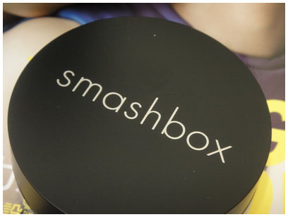 smashbox 揮別油光輕蜜粉