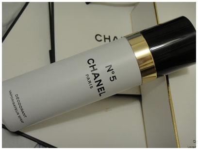 CHANEL N°5體香劑
