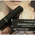 MAC 水透嫩唇膏