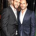 Marc Jacobs&Lorenzo Martone