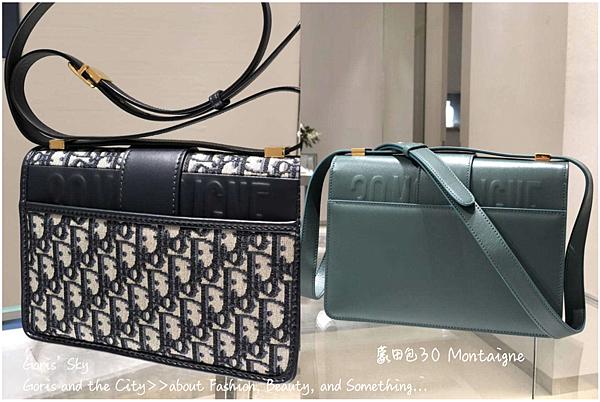 CHRISTIAN DIOR 新包——DIOR 30 Montaigne 全新上市!便装或正装都能够搭配自如的一款包包必能虏获你的芳心!