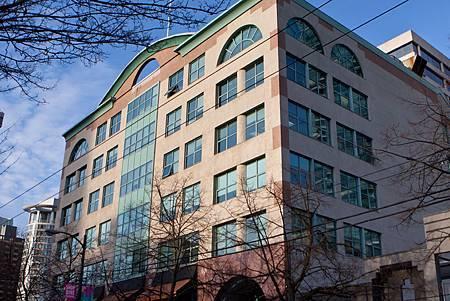 Vancouver PGIC Building 1