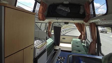 露營車是紐澳很受歡迎的旅行方式