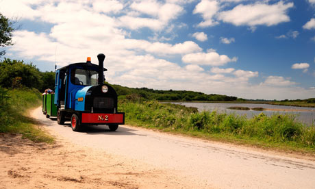 Hengistbury Head Train Service
