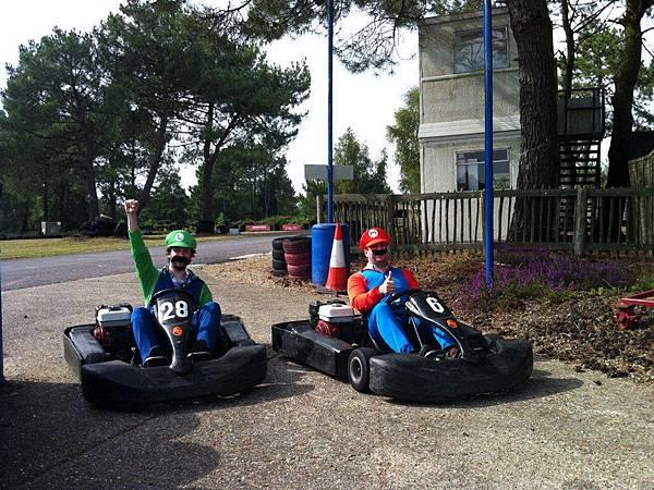 Matchams Karting 跑跑卡丁車