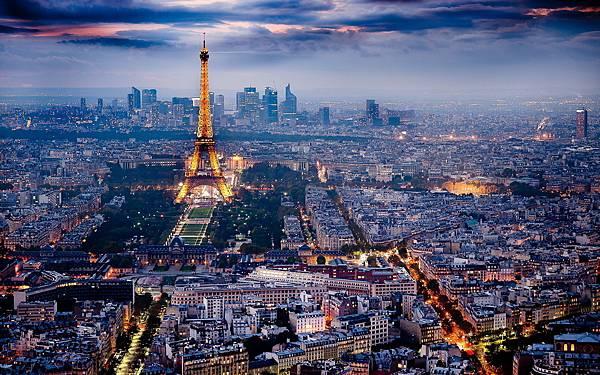 Eurocentres Paris 巴黎 艾菲爾鐵塔