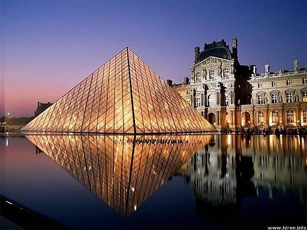 Eurocentres Paris 巴黎羅浮宮