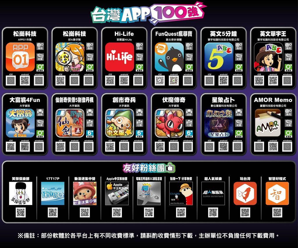 台灣APP100強_4