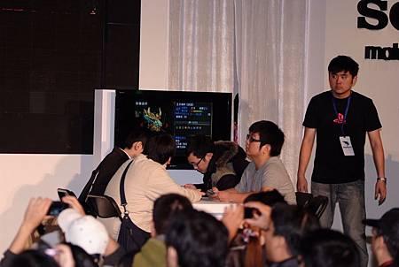 《魔物獵人 攜帶版 3rd》製作總監辻本良三之玩家PK2DSCF1629.JPG