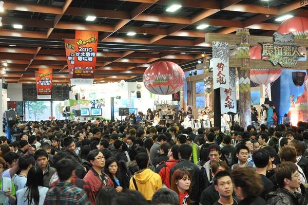 五天展覽共計吸引三十多萬參觀人潮,宅經濟魅力無法擋!.jpg