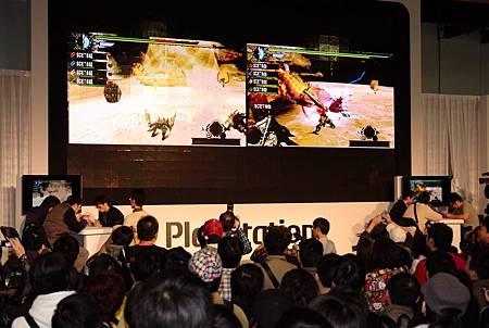 《魔物獵人 攜帶版 3rd》製作總監辻本良三之玩家PK4DSCF1636.JPG