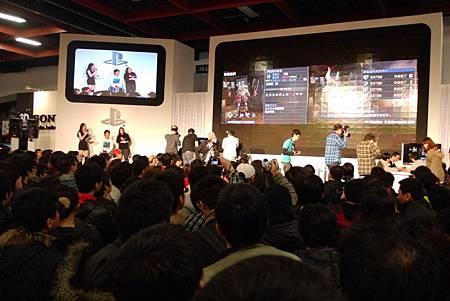 《魔物獵人 攜帶版 3rd》製作總監辻本良三P1120192.JPG