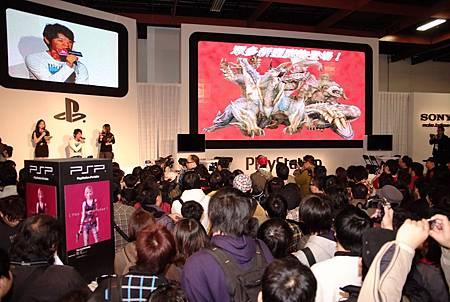 《魔物獵人 攜帶版 3rd》製作總監辻本良三DSCF1616.JPG