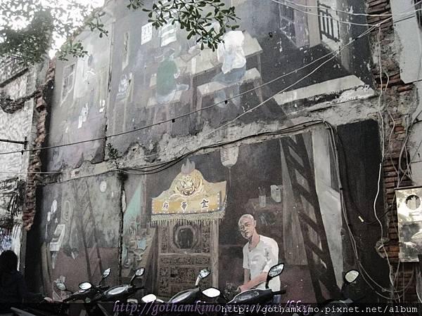 台南-藝術街