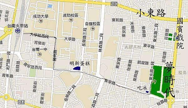 南紡夢時代地圖.jpg