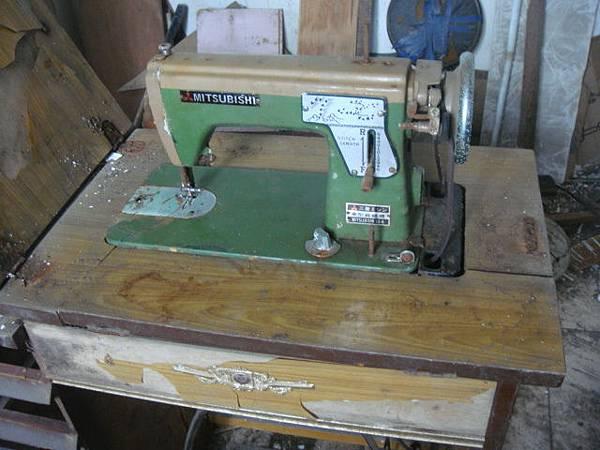 三菱裁縫機