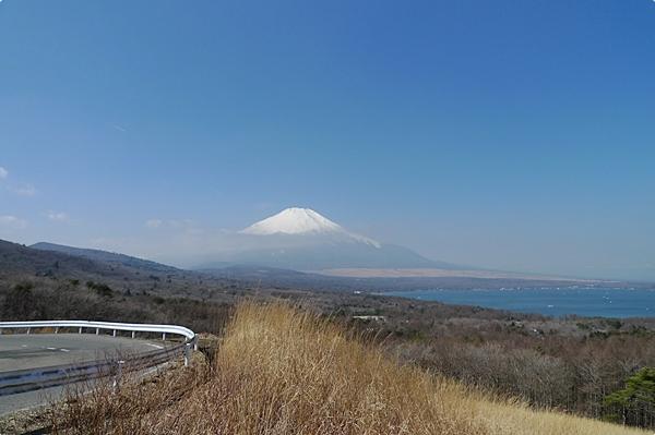春天的富士山 (2)