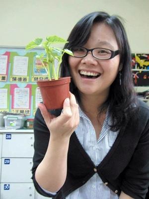 葉小雨老師