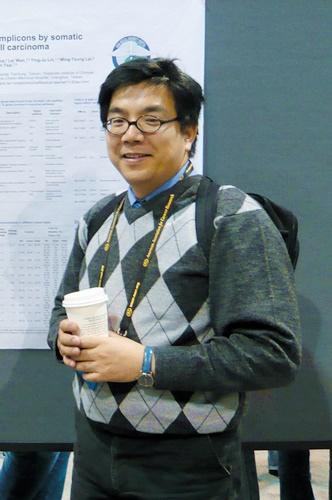 中國醫藥大學中醫系許晉銓教授
