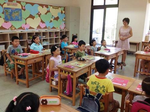 婕鈮老師帶孩子做專注力訓練