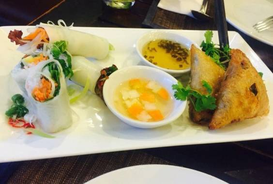 河內美食攻略:KOTO Van Mieu Training Restaurant