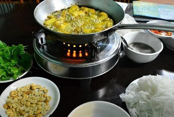 河內美食攻略:Cha Ca La Vong 呂望煎魚