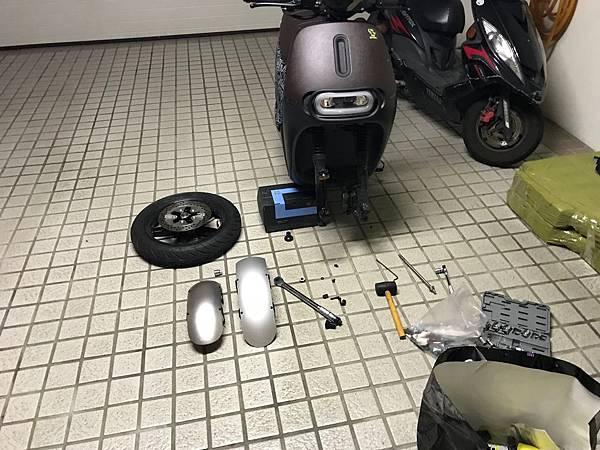 gozilla-狗吉拉-gogoro-s2-cafe-racer-delight-平面鋁合金踏板-車牌框-手機架-補助-價格-07.jpg