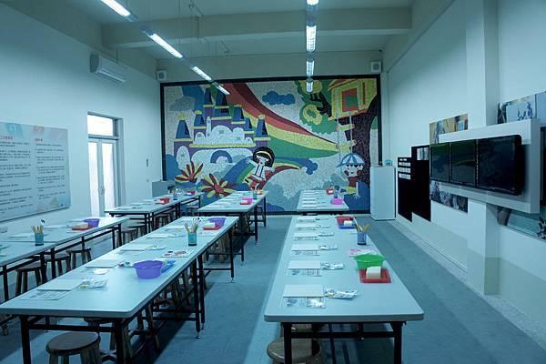 宏洲磁磚觀光工廠DIY教室_04