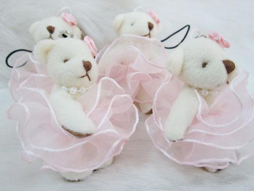 50元DIY芭蕾小熊