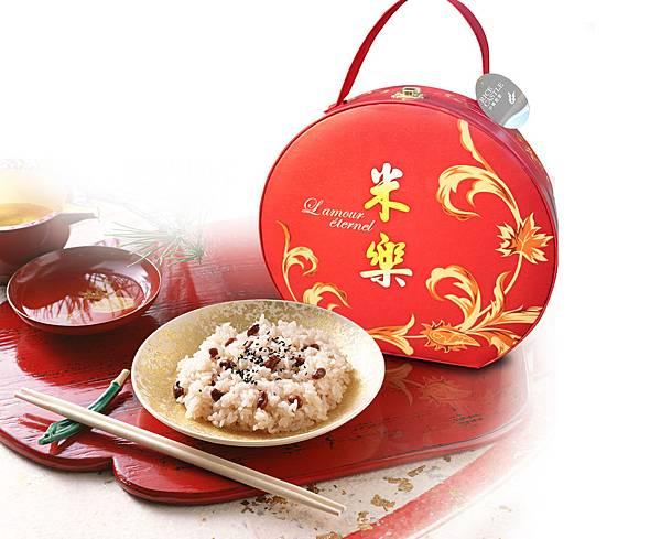 米樂禮盒-穀堡
