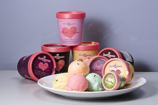 冰淇淋氨基酸洗面皂