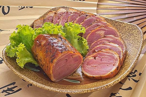 碳烤鴨肉卷