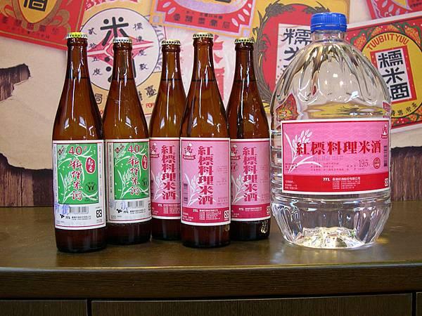 主力產品-米酒