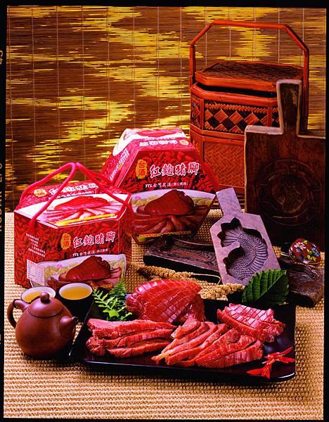 主力產品-紅麴豬腳