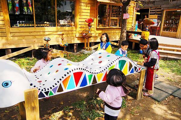 大型木製玩具-彈珠台