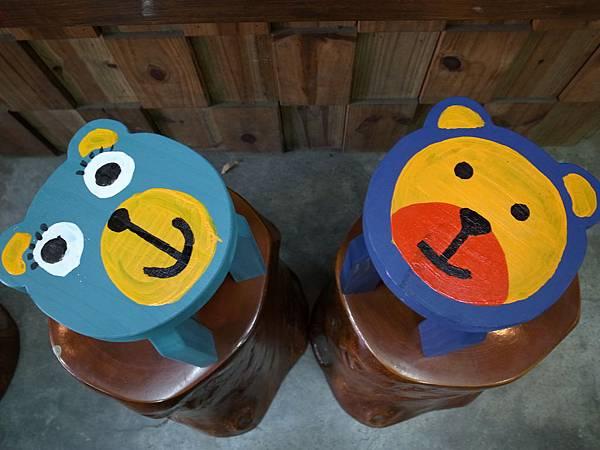 小熊板凳DIY (1)