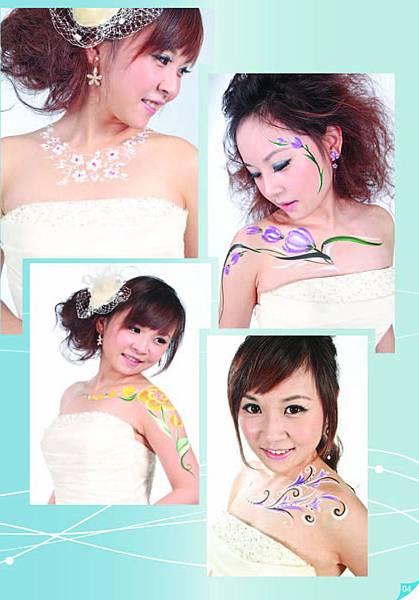 C新娘彩繪WT-02