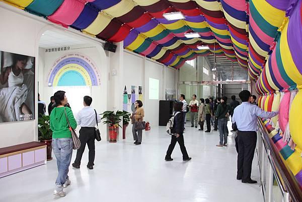 參訪路線9-1(彩虹隧道)