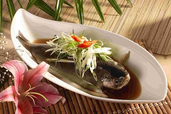清蒸甘脂魚